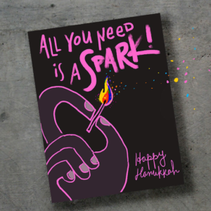 All You Need is A Spark